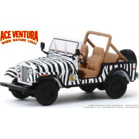 """JEEP CJ-7 1976 """"ACE VENTURA : WHEN NATURE CALLS (1995)"""""""