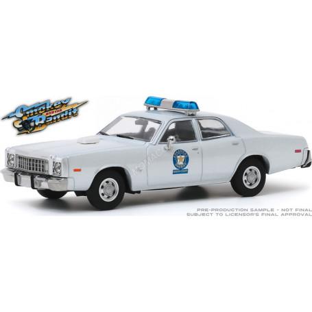 "PLYMOUTH FURY 1975 ARKANSAS STATE POLICE ""SMOKEY & THE BANDIT (1977)"""