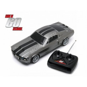 "FORD MUSTANG GT500 ELEANOR 1967 ""60 SECONDES CHRONO (2000)"" - RADIOCOMMANDE"