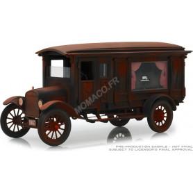FORD MODEL T 1921 AVEC CORBILLARD
