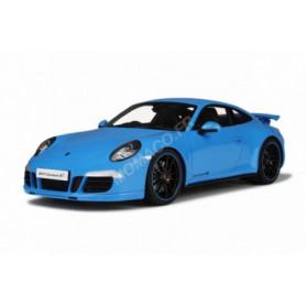 PORSCHE 911 (991) CARRERA 4S BLEU