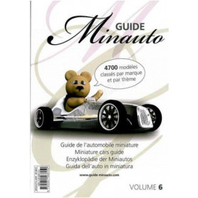 GUIDE MINAUTO VOLUME 6 (2007)
