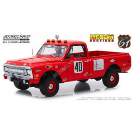 "CHEVROLET C-10 PICK-UP 40 BAJA 1000 TRUCK 1969 ""STEVE MC QUEEN (1930-1980)"""