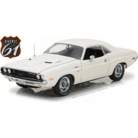 DODGE CHALLENGER RT 1970 BLANCHE (EPUISE)