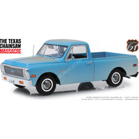 "CHEVROLET C-10 PICK-UP 1971 ""MASSACRE A LA TRONCONNEUSE (1974)"""