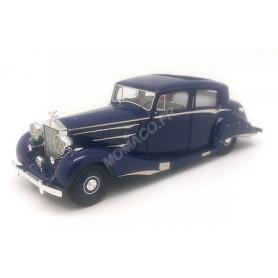 ROLLS-ROYCE PHANTOM III 1937 BLEU FERME
