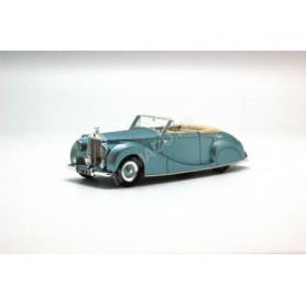 ROLLS-ROYCE SILVER WRAITH 1948 CABRIOLET FRANAY SNLWAB63 BLEU