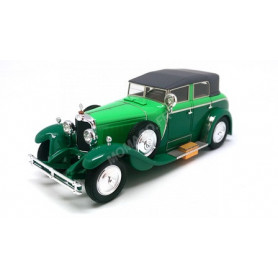 MERCEDES-BENZ 630K TORPEDO SAOUTCHIK CABRIOLET FERME 1926