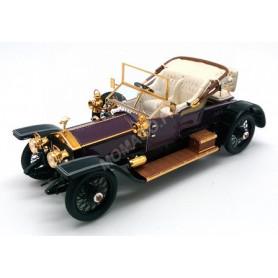 "ROLLS-ROYCE SILVER GHOST 1910 ""BALLOON CAR"" SN1513 OUVERT NOIR/ROUGE"
