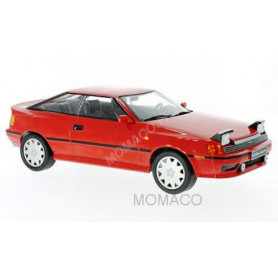 TOYOTA CELICA TURBO 1988 ROUGE