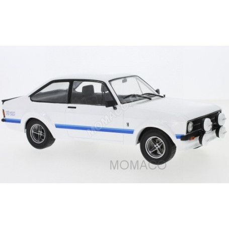 FORD ESCORT MKII RS1800 1977 BLANCHE