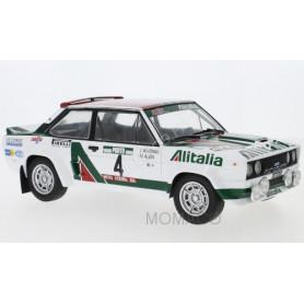 FIAT 131 ABARTH 4 ALEN/KIVIMAKI RALLYE PORTUGAL 1978 (EPUISE)