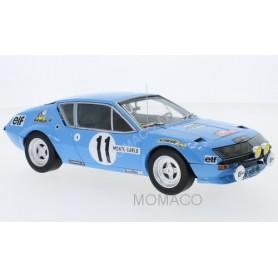 RENAULT ALPINE A 310 11 WARMBOLD/DAVENPORT RALLYE DE MONTE CARLO 1975