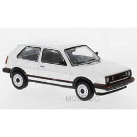 VOLKSWAGEN GOLF GTI MKII 1984 BLANCHE