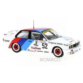 BMW M3 (E30) 52 WTCC J. LAFFITE/W. VOGT 1988