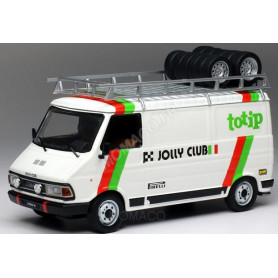 "FIAT 242 ""TOTIP JOLLY CLUB"" AVEC GALERIE"