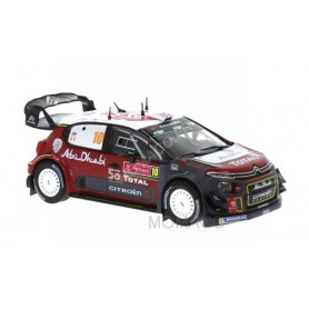 CITROEN C3 WRC 10 K.MEEKE/P.NAGLE RALLYE DU PORTUGAL 2018