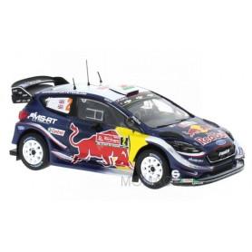 FORD FIESTA RS WRC 2 E. EVANS/D. BARRITT RALLYE DU PORTUGAL 2018