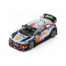 HYUNDAI I20 WRC 16 D.SORDO/C.DEL BARRIO RALLYE DU PORTUGAL 2018
