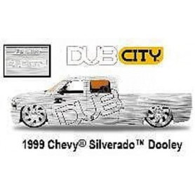 CHEVROLET SILVERADO DOOLEY VERSION 5 1999