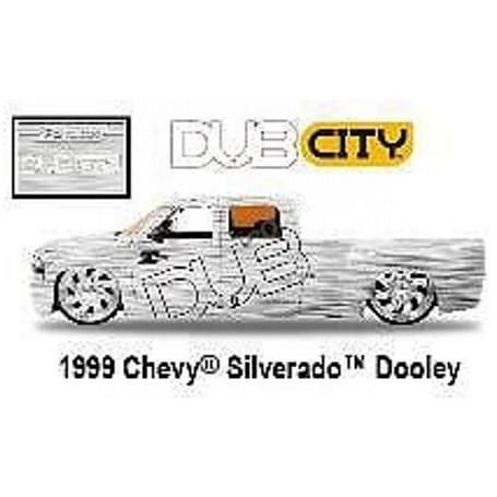CHEVROLET SILVERADO DOOLEY VERSION 5 1999