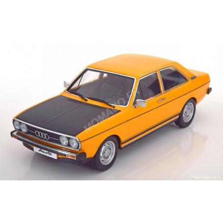 AUDI 80 GTE 1972 JAUNE/NOIRE