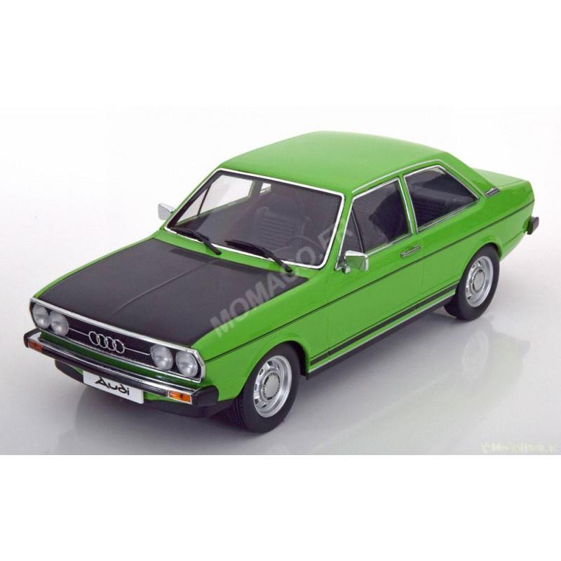 AUDI 80 GTE 1972 VERTE/NOIRE