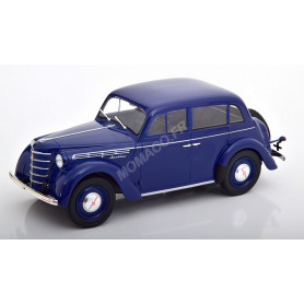 MOSKWITSCH 400 1946 BLEUE