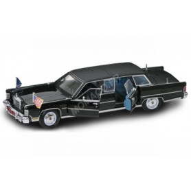 "LINCOLN CONTINENTAL ""RONALD REAGAN - REPUBLICAIN"" 1972"