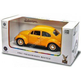 VOLKSWAGEN COCCINELLE 1967 ORANGE