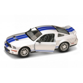 FORD MUSTANG SHELBY GT500 2007 GRIS/BLEUE