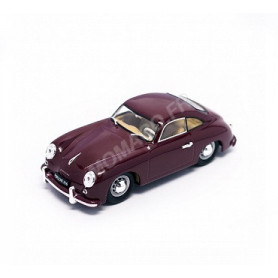 PORSCHE 356 1952 BORDEAUX