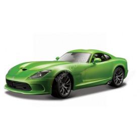 DODGE VIPER SRT GTS 2013 VERT (EPUISE)