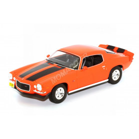 CHEVROLET CAMARO CHEVY 1971 ORANGE