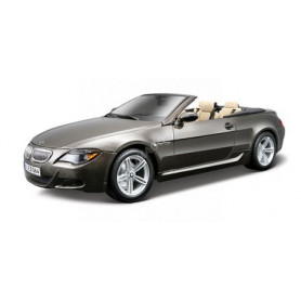 BMW M6 CABRIOLET 2006 MARRON/BRONZE