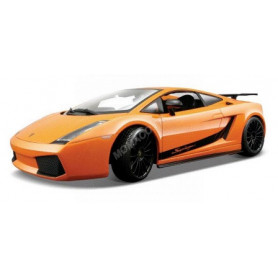 LAMBORGHINI GALLARDO SUPERLEGGERA 2006 ORANGE