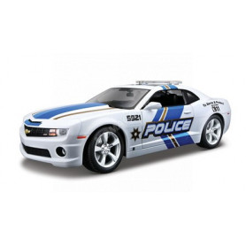 CHEVROLET CAMARO SS RS 2010 POLICE
