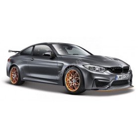 BMW M4 GTS 2016 GRISE