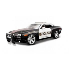DODGE CHALLENGER CONCEPT 2006 POLICE