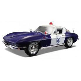 CHEVROLET CORVETTE 1965 POLICE