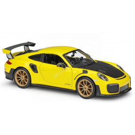 PORSCHE 911 GT2 RS JAUNE