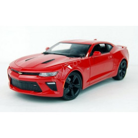 CHEVROLET CAMARO 2016 ROUGE