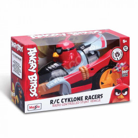 "TECH RC - CYKLONE RACER MOTO FUTURISTE ""LICENCE ANGRY BIRDS"""