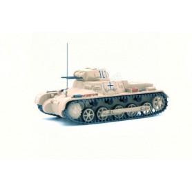 PANZER I SD.KFZ.101 CHAR LEGER LYBIE 1941