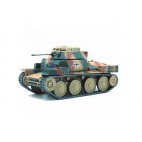 AUFKLA-PANZER 38 (T) SD.KFZ.141/1 RUSSIE 1944-1945