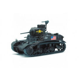 M3 STUART / HONEY CHAR LEGER US TUNISIE 1942