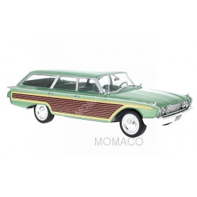 FORD COUNTRY SQUIRE 1960 VERT/BOIS