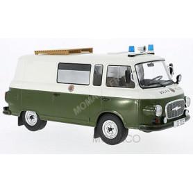 "BARKAS B 1000 BUS 1970 ""LES GENS DE LA POLICE"" (EPUISE)"