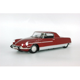 CITROEN DS19 CHAPRON LE DANDY 1964 ROUGE
