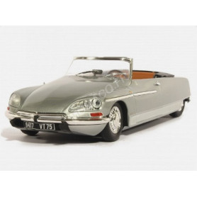 CITROEN DS21 CHAPRON PALM BEACH 1968 ARGENT
